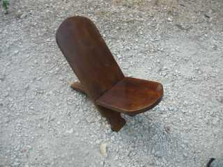 chaise à palabre.